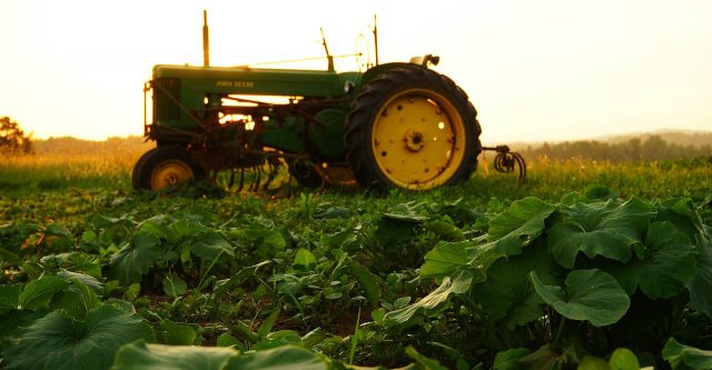 John Deere updates tractor precision.