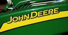John Deere adjustments.