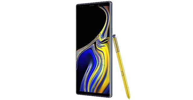 Samsung releases Note9.
