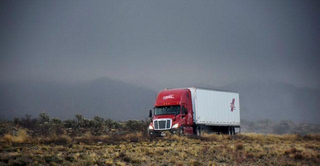 National Truck Driver Appreciation Week.