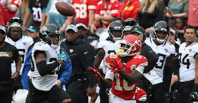 NFL: OCT 07 Jaguars at Chiefs
