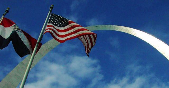 Missouri Flag.