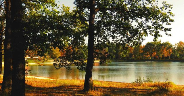 Places to Camp in the Ozarks.