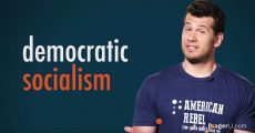 Steven Crowder talks about Democratic Socialism.