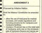 Third constitutional amendment