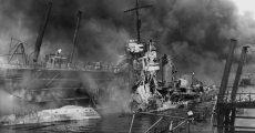 destroyer USS SHAW