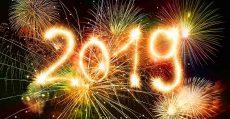 2019 in fireworks.