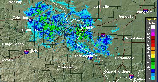Missouri weather radar.
