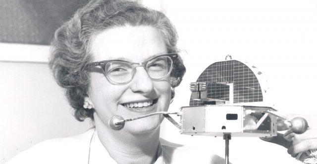 Dr. Nancy Grace Roman.
