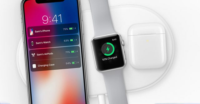 Apple phone and charger. (photo by Apple)
