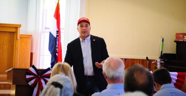 Ray Rehd Speaks on gerrymandering in Missouri.