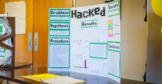 Home school science fair.