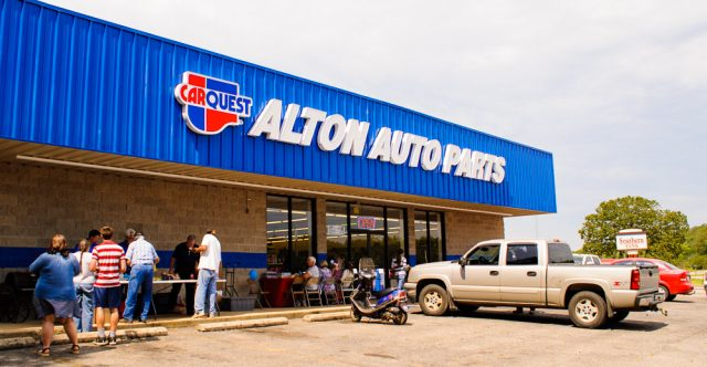 CarQuest Alton Auto Parts store.