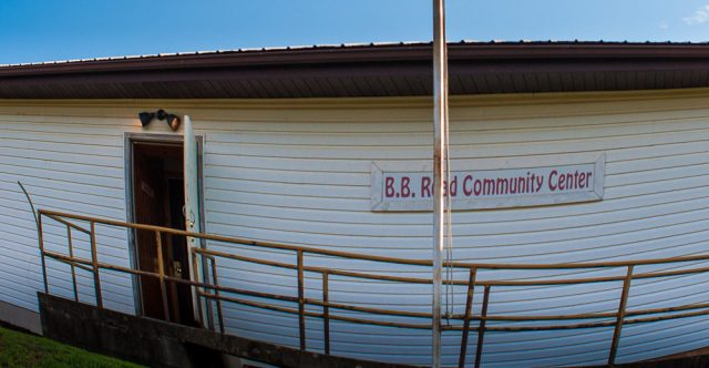 BB road community center.