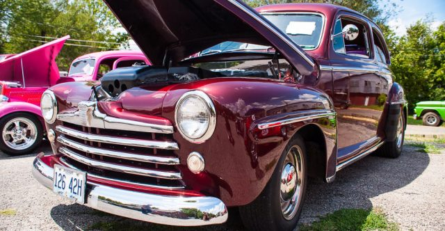 1948 Ford, owned by Arvel Fanning.