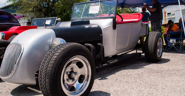 1923 Ford, owned by Mr. Shehorn.