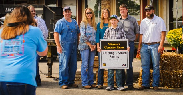 Clausing-Smith Farms Is A Century Farm
