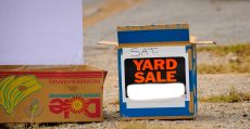 Thayer and Mammoth Spring city-wide yard sale