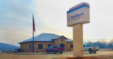 New Southern Bank.