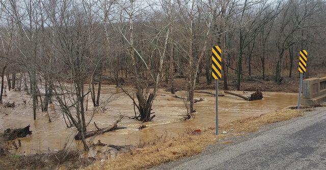 Swelling Creek