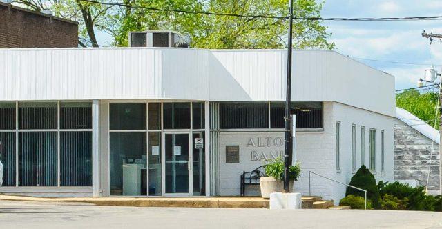 Alton Bank, Alton Mo.