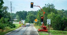 HWY 160 Alton Mo bridge construction.