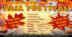 Hutton Valley 2nd Annual Fall Festival