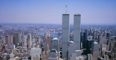The Twin Towers In New York City