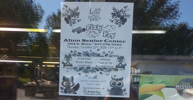 Alton Senior Center event