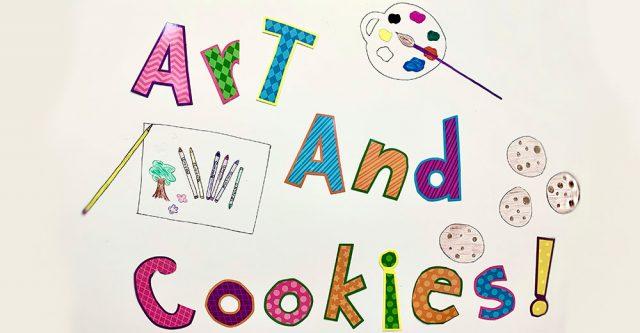 Art & Cookies