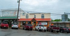 Front of Jason's Mexican Restaurant in Alton, Mo.