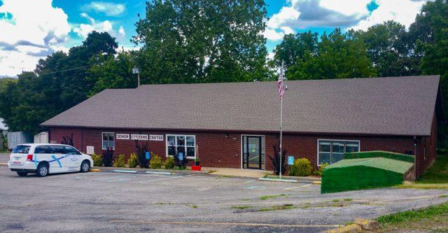 The Alton Senior Center