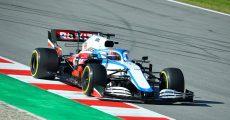 Indy race car