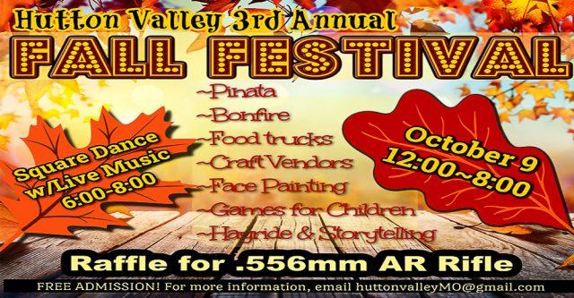 Hutton Valley Fall Festival 2021
