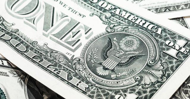 dollar bill, money