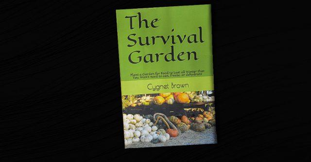 The Survival Garden Book